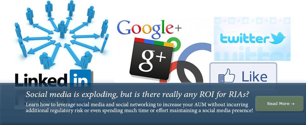 Social Media for RIAs